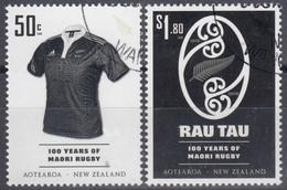 NUEVA ZELANDA 2010 Nº 2590/91 USADO - Nueva Zelanda
