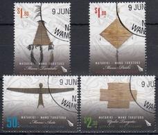 NUEVA ZELANDA 2010 Nº 2592/95 USADO - Nueva Zelanda