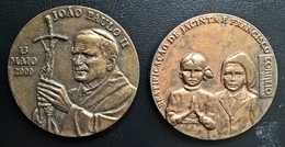 Pope John Paul II. Visit Fátima On 13.May.2000 - Religion & Esotericism