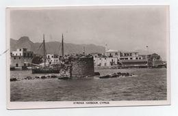 PORT DE KYRENIA ..CHYPRE..PHOTOCHROM CO.LTD TUNBRIDGE WELLS..NON CIRCULEE - Cyprus