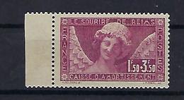 "FR YT 256 "" Amortissement : Ange Au Sourire "" 1930 Neuf** BDF - France"