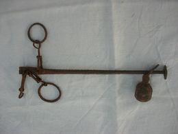 Ancienne Balance Romaine - Tools
