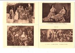 LOT 2 - Belle Collection De 162 CPA MUSEE DU LOUVRE - Peintures & Tableaux