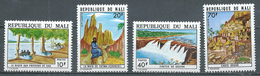 Mali YT N°223/226 Tourisme Paysages Neuf ** - Mali (1959-...)