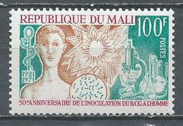 Mali YT N°154 Inoculation Du BCG à L'homme Neuf ** - Mali (1959-...)
