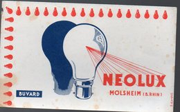 Molsheim (67 Bas Rhin) Buvard NEOLUX (PPP8423) - Blotters