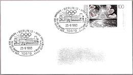 101 Sesion IOC - Montecarlo - DESIGNACION OLIMPIADA 2000. Berlin 1993 - Verano 2000: Sydney