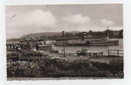 Königswinter Am Rhein RHEINANLAGEN..CIRCULEE TIMBRE MANQUANT - Koenigswinter