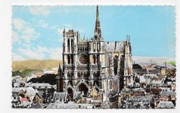 AMIENS - N° 3 - VUE GENERALE - Cliché R. LELONG - FORMAT CPA NON VOYAGEE - Amiens