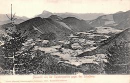 Autriche - Aussicht Von Der Gaisbergspitze Gegen Den Schafberg - Austria