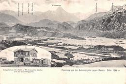 Autriche - Panorama Von Der Gaisbergspitze Gegen Westen - Watzmann - Autriche