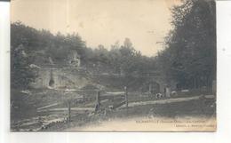 Richarville, Les Carrières (CP Vendue Dans L'état) - France