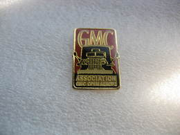 Pin's De L'Association GMC, CPEM AEROP1. Camion GMC - Transportation