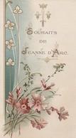 """Image Religieuse """"Souhaits De Jeanne D'Arc """" - Devotion Images"""