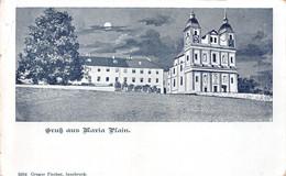 Autriche - Gruss Aus Maria Plain - Autriche
