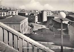 Caltanisetta - Panorama Dalla Scalinata On. Lo PIano - H4267 - Caltanissetta