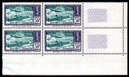 MAROC - YT PA N° 83 Bloc De 4 Cdf - Neufs ** - MNH - Cote: 14,40 € - Poste Aérienne