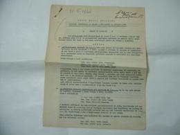 DOCUMENTO WW2 FASCISMO CROCE ROSSA ITALIANA RED CROSS. - 1939-45