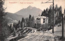 Autriche - Stubaitalbahn - Partie Mit Serlesspitze - Autriche