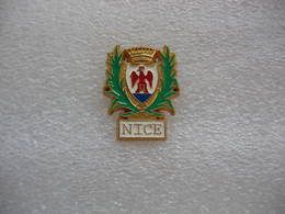 Pin's Des Armoiries De La Ville De NICE - Cities