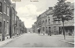 CPA / PK / AK   -  WELKENRAEDT   Rue Lamberts - Welkenraedt