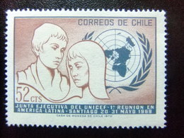 CHILE 1971 UNICEF Yvert 362 ** MNH - Chile