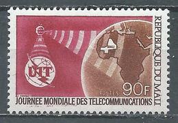 Mali YT N°137 Journée Mondiale Des Télécommunications Neuf ** - Mali (1959-...)