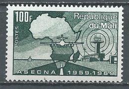 Mali YT N°132 ASECNA Neuf ** - Mali (1959-...)