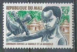Mali YT N°131 Campagne Contre La Variole Et La Rougeole Neuf ** - Mali (1959-...)