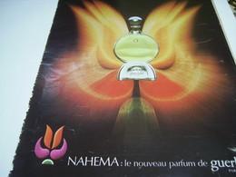 ANCIENNE AFFICHE  PUBLICITE PARFUM GRAND PARFUM  1978 - Parfums & Beauté