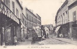 (40)   STAINS - Rue Carnot - Autres Communes