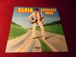 ELVIS  PRESLEY    °°  SEPARATE WAYS   33 TOURS 10 TITRES - Vinyl Records