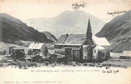 Autriche - St. Christoph Am Arlberg 1906 - Autriche