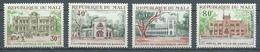 Mali YT N°138/141 Edifices Publics Neuf ** - Mali (1959-...)