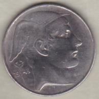 BELGIQUE .20 FRANCS 1949 .Légende Flamande. ARGENT - 1945-1951: Regency