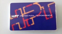 TELECARTE CROATIE 100 UNITES - 1997 - Kroatien
