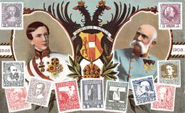 Autriche - Viribus Unitis - Kaiser Franz Josef - Autriche