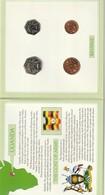 Uganda Coin Set 1987 - Uganda