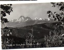 CATENA DEL GRAN SASSO D'ITALIA - ED.D'ILARIO - VG 1956 FG - C024 - Teramo