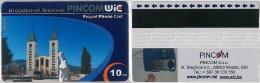 PHONE CARD ERZEGOVINA (E11.1.8 - Bosnia