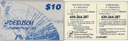 PREPAID PHONE CARD PALAU (E10.4.6 - Palau
