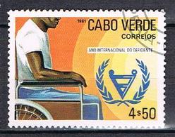 Année Internationale Des Personnes Handicapées N°450A - Cape Verde