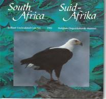 South Africa Coin Set 1995 - Sudáfrica