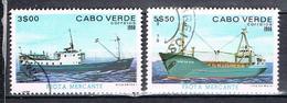 Flotte Marchande Bâteaux N°431 432 - Cape Verde
