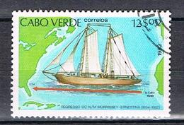 "Retour Du Bateau ""Morrissey-Ernestina"" N°461 - Cape Verde"