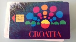 TELECARTE CROATIE 1000 UNITES - 1994 - CROATIA - Kroatien