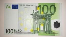 EURO-AUSTRIA 100 EURO (N) F001 Sign DUISENBERG - EURO
