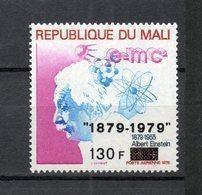 MALI  PA N° 356  NEUF SANS CHARNIERE  COTE 1.60€   ESPACE  ALBERT EINSTEIN - Mali (1959-...)