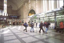 72540945 Bahnhof Hauptbahnhof Leipzig PSG-Presse Buch-Shop Eisenbahn - Germania