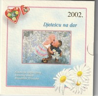 Croatia Coin Set 2002 - Croacia